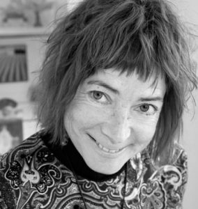 Lucy Ridout_ editor of fiction and travel